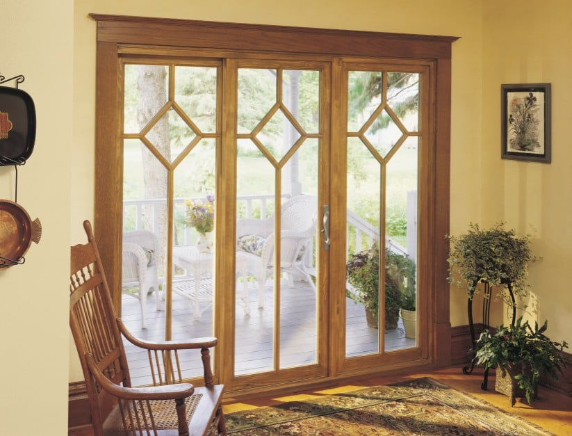 Custom sliding patio doors sahara window and doors for Custom patio doors
