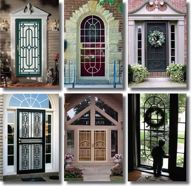 Secure Your Home With New Entry Doors From Sahara Window And