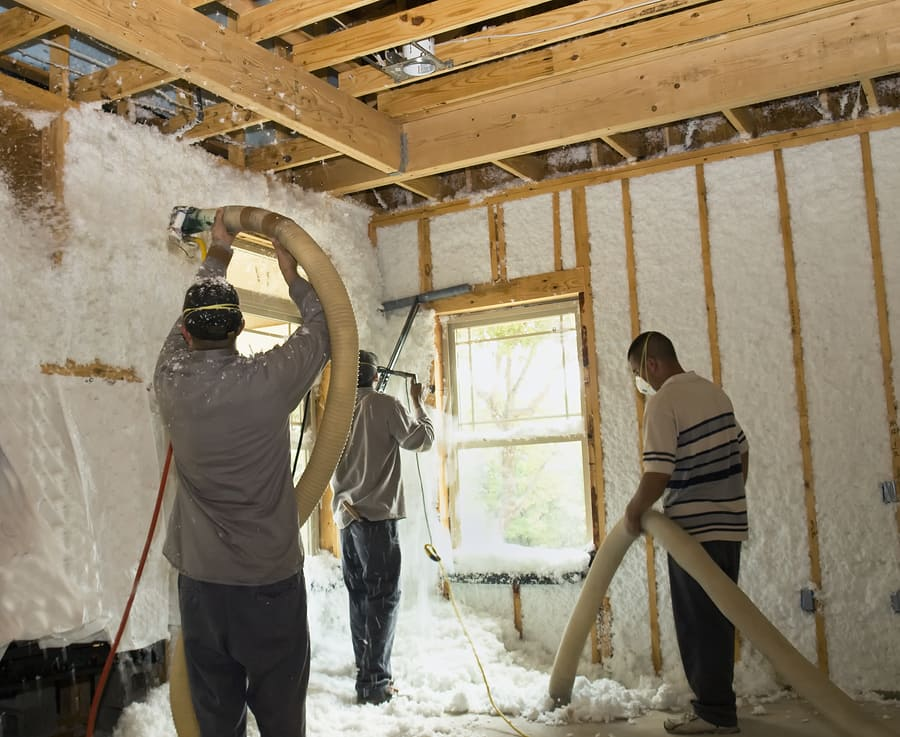 chicago attic insulation