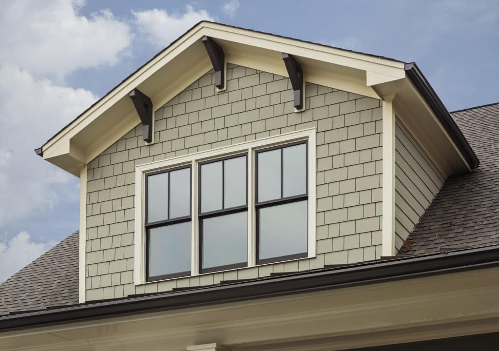 Replacement soffit