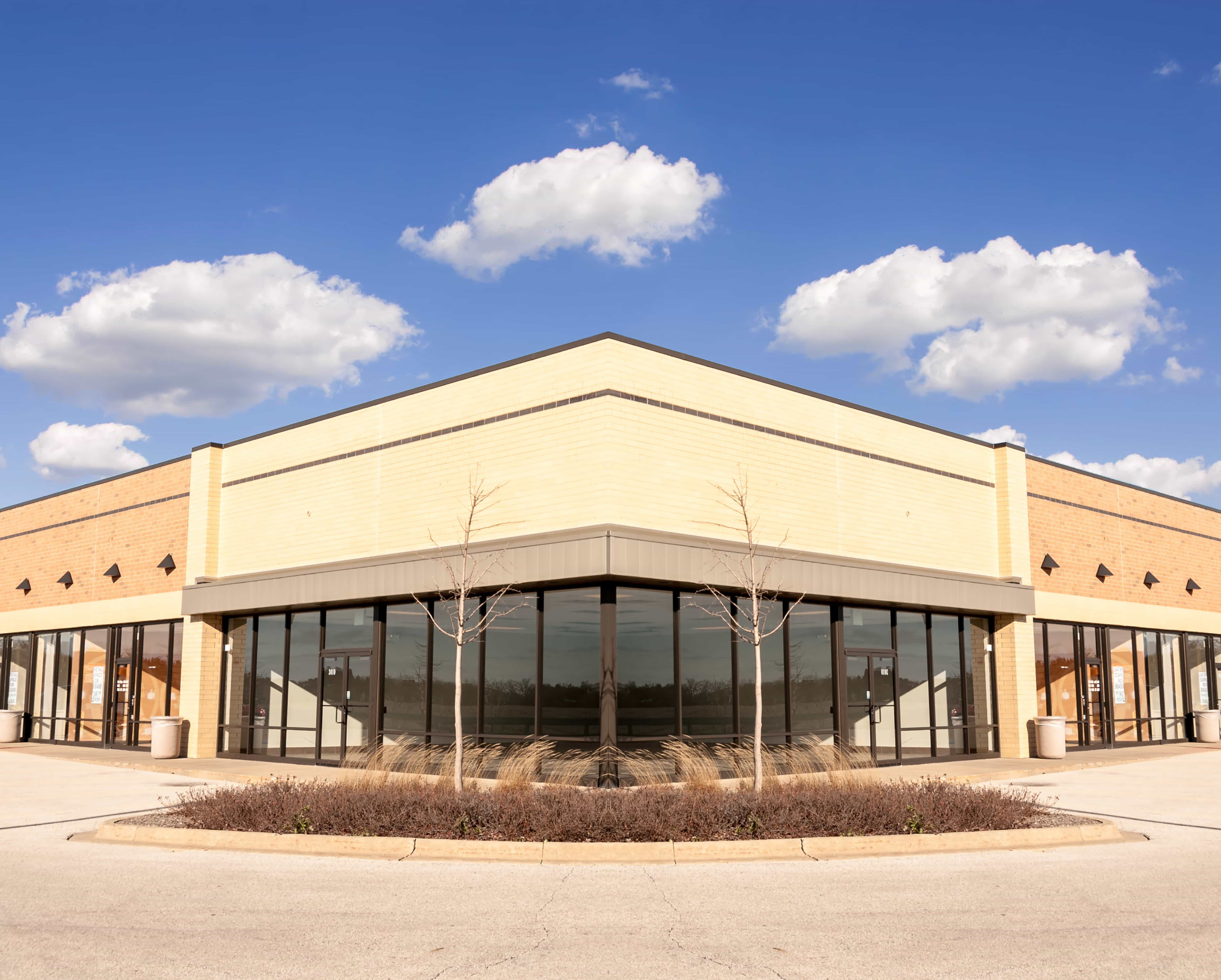 Commercial Storefront Windows - Sahara Window And Doors