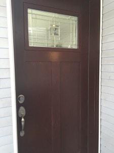 top fiberglass door company chicago