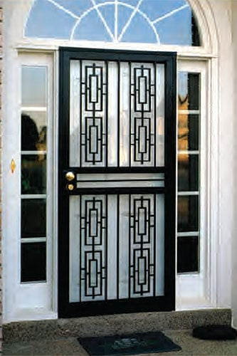 & Chicagou0027s Best Selection of Security Doors