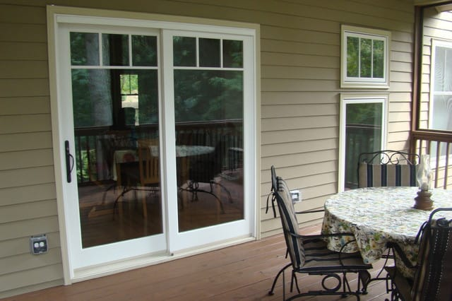 replacement sliding glass doors from sahara window and doors