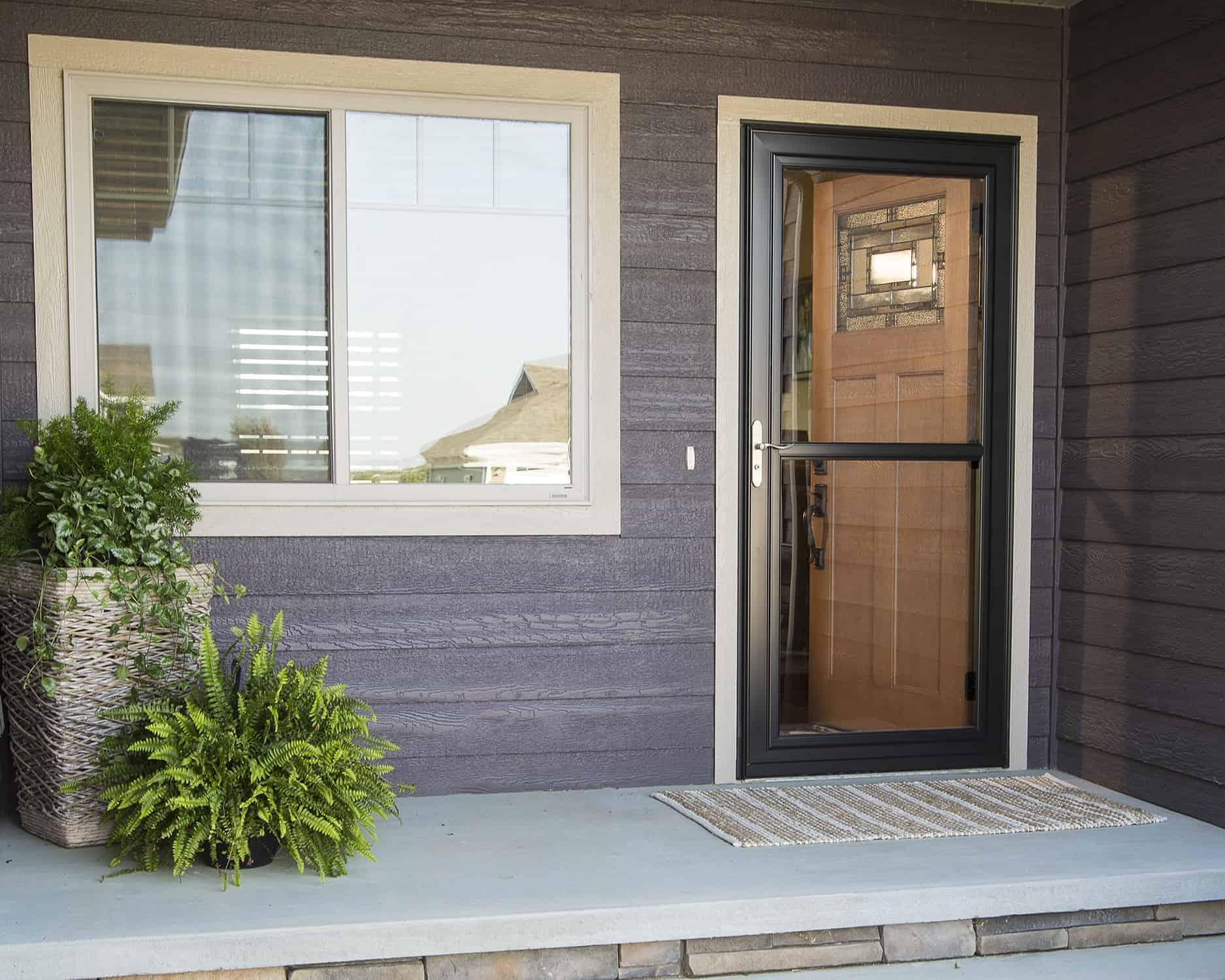Larson Storm Door 1 Sahara Window And Doors