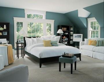 bedroom windows