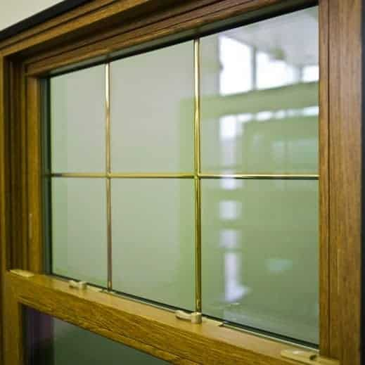 Locking window