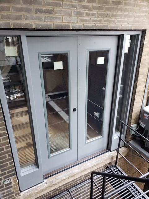Fire Rated Doors - French Side Lites
