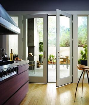 french patio door with side lites